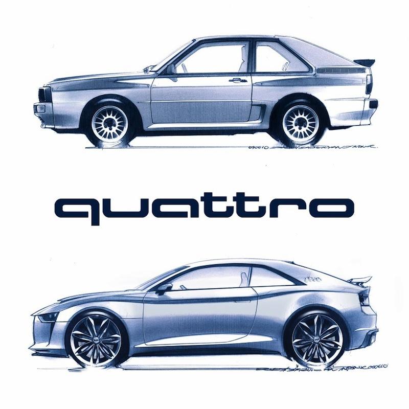Audi Quattro & Haldex : Technique & choucroute garnie ! 9