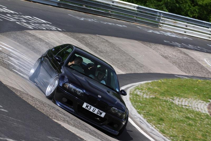 BMW E46 Swap V10 M5 …Tueuse de pneus !karussel