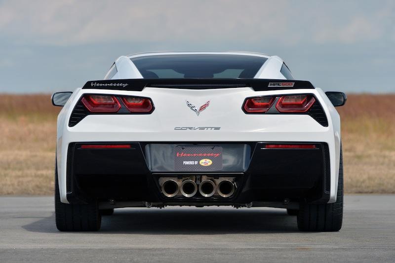 La Corvette C7 qui hurle de plaisir à 200 mph ! Ce bruit … O_oQ