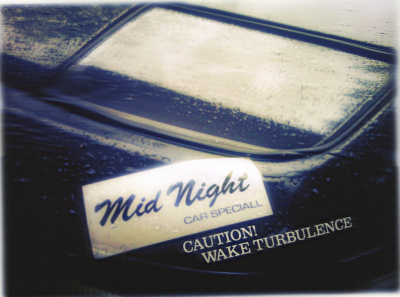 Mid-Night Club - Missiles, code et état d'esprit … Wangan lords sticker lambo
