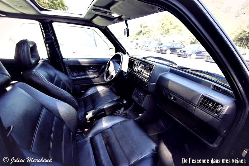 Golf ii glx y 39 a pas que les gti dans la vie de l for Golf 6 gti interieur
