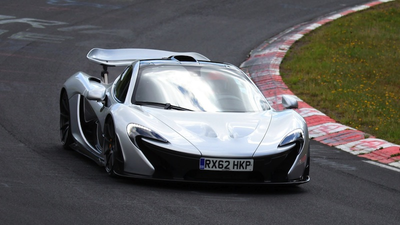 video-mclaren-p1-testing-at-the-nurburgring