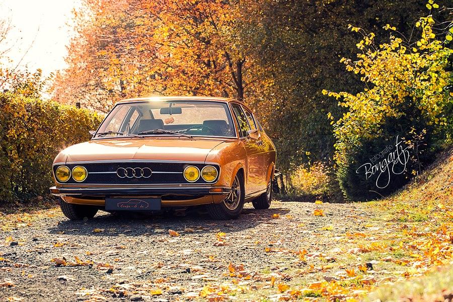 Audi 100 Coup 233 S Cure De Vitamine De L Essence Dans