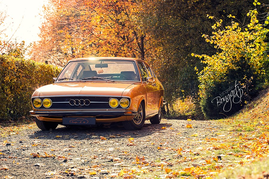 Audi 100 Coupé Sbongartz