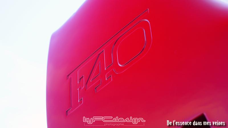 byfcdesign Ferrari F40 11