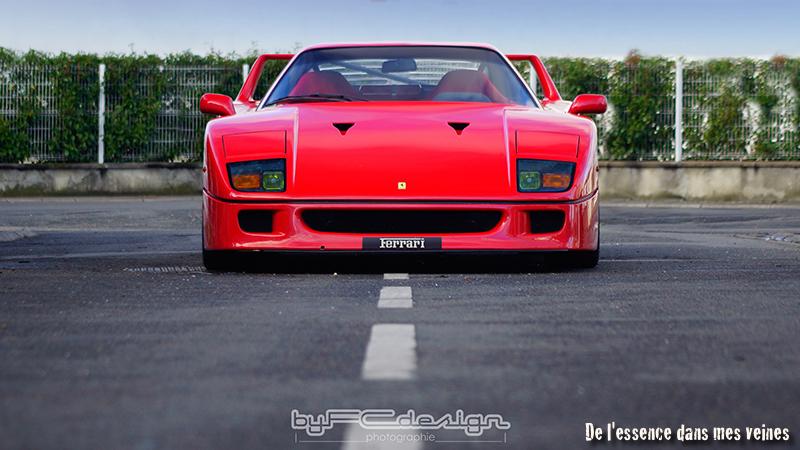 byfcdesign Ferrari F40 18