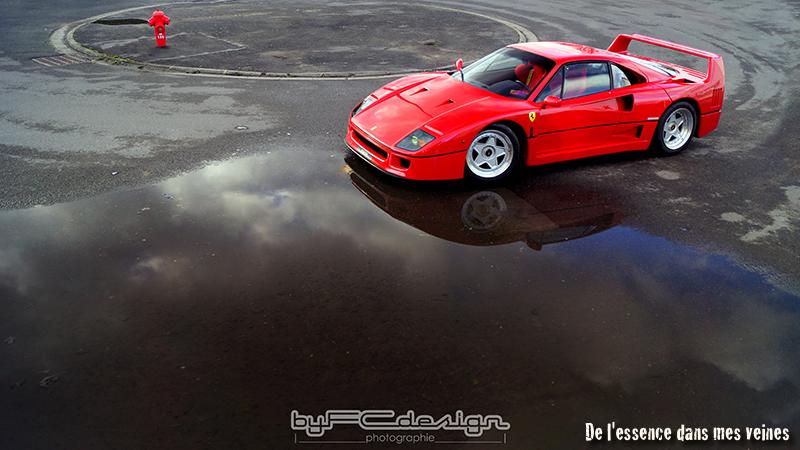 byfcdesign Ferrari F40 4