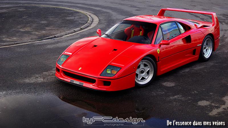 byfcdesign Ferrari F40 5