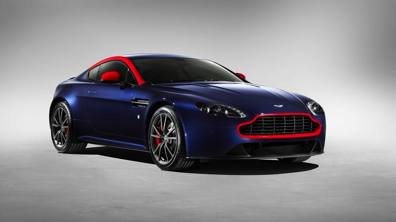 Aston Vantage N430red blue