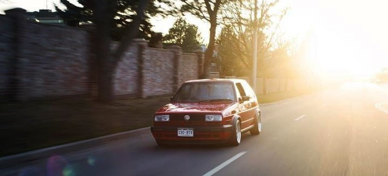 Golf gti VR6 turbo swaponthesun