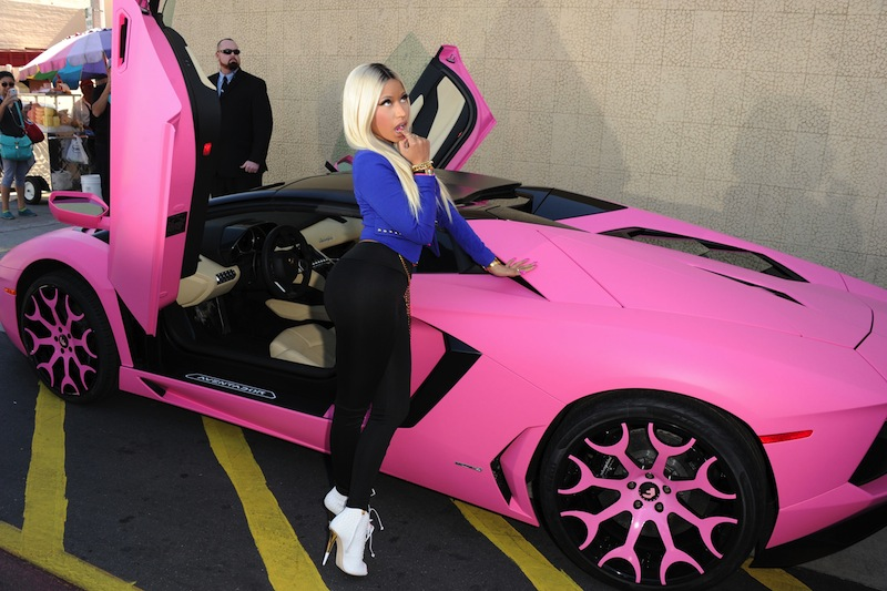 Kmart And Shop Your Way Celebrate Launch Of Nicki Minaj Collection