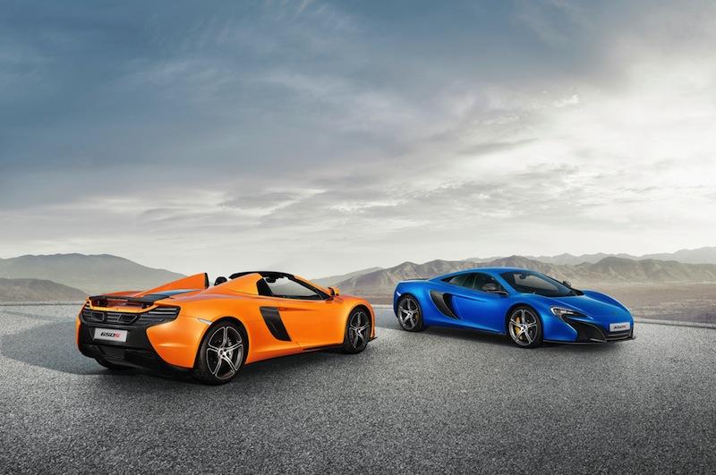 McLaren 51 ansduo