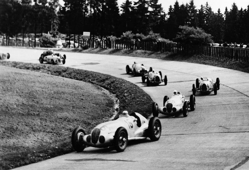 Nurburgring Hommage1937