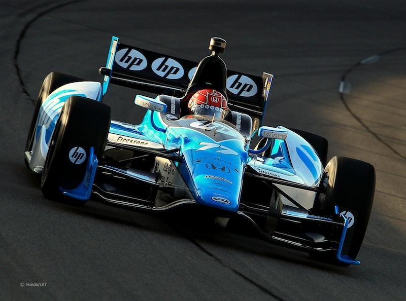 2012 IndyCar Iowa