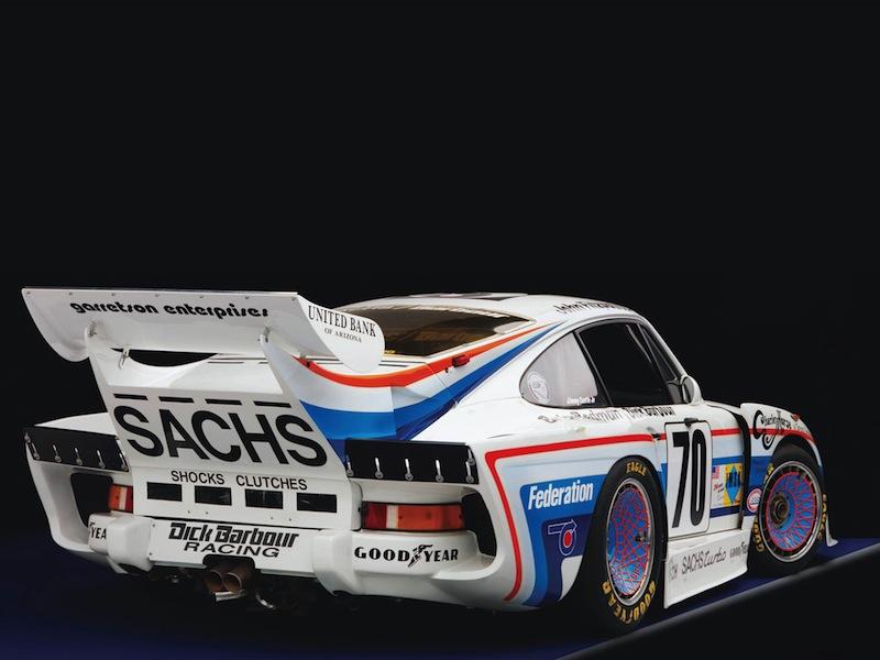Porsche 935 race et street 200