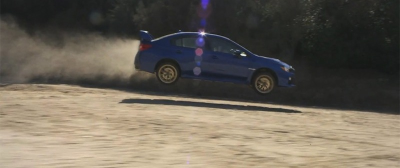 Subaru The ride of her life