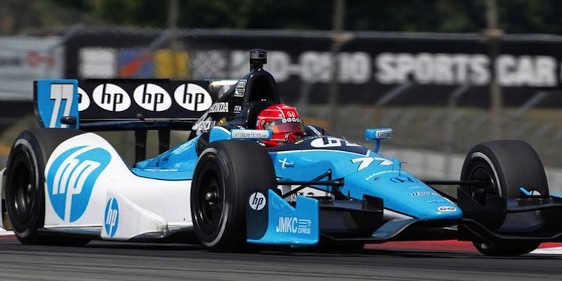 zzz Pagenaud Onboard Indycar titre