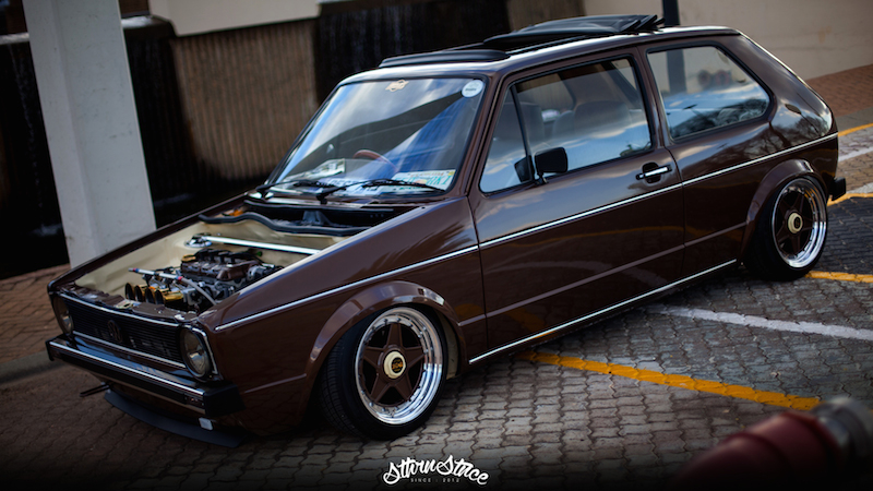"""""""Hot Chocolate Golf MK1"""" - Stance & Vintage made in South ..."""