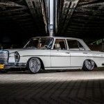 Mercedes W108 AirRide... Low & Slow Kulture en mode Wu Tang ! 9
