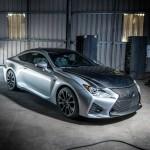 Lexus peaufine sa RCF et envoie un message fumant ! 29