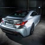 Lexus peaufine sa RCF et envoie un message fumant ! 27