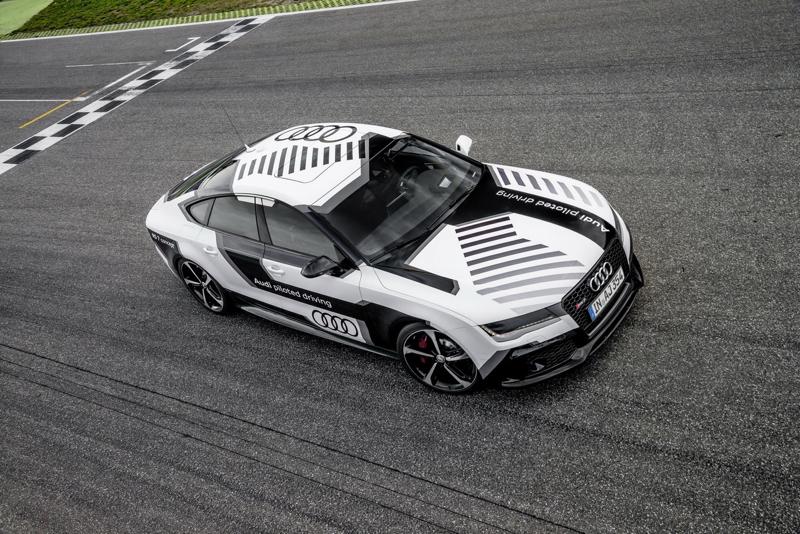 L'avenir selon Audi ... 4