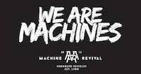 #logopartanaire#machine revival1
