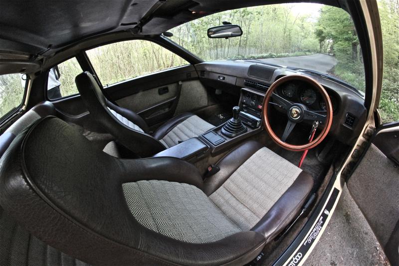 Porsche 924 Low&Slow - Une 924 ? WTF... 3