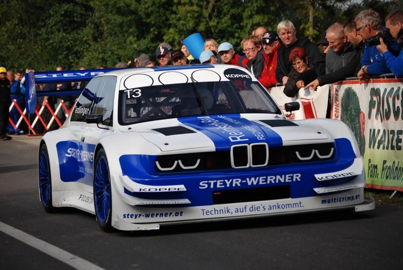 DLEDMV BMW 320i IRL EVO Hillclimb 10