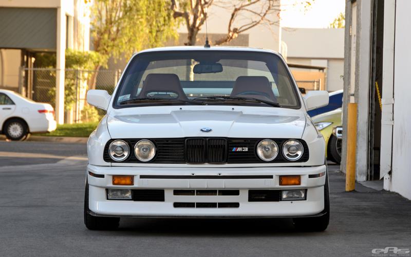 DLEDMV BMW M3 E30 EAS White Alpine06