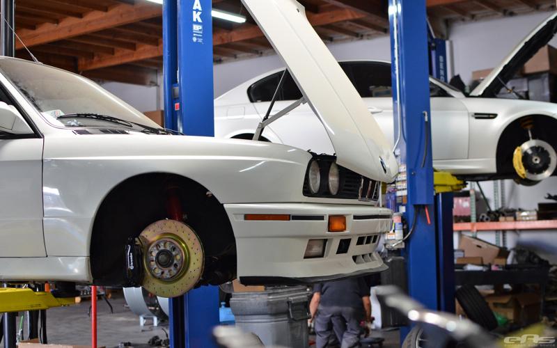 DLEDMV BMW M3 E30 EAS White Alpine14