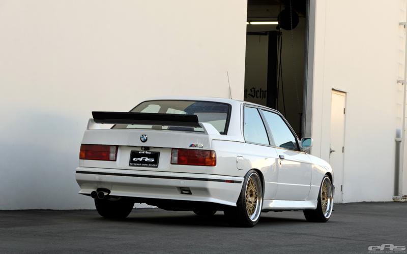 DLEDMV BMW M3 E30 EAS White Alpine15