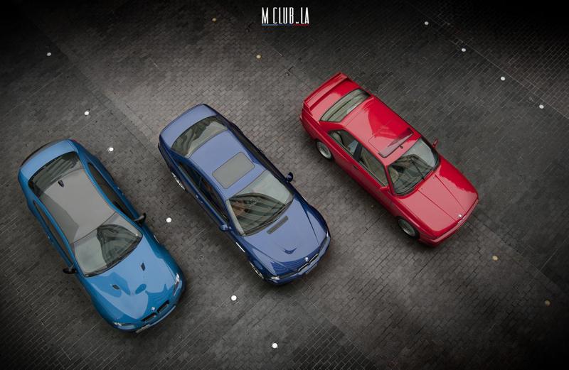 DLEDMV BMW M3 E30 Logo M10