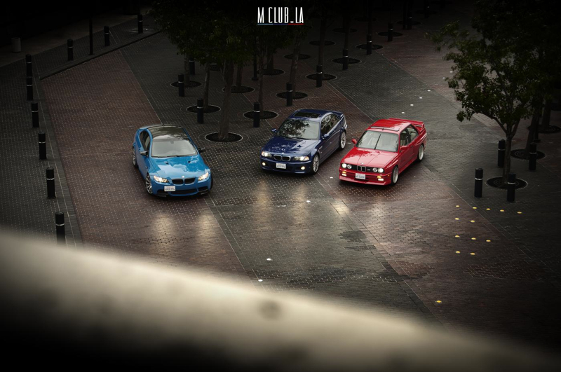 DLEDMV BMW M3 E30 Logo M11