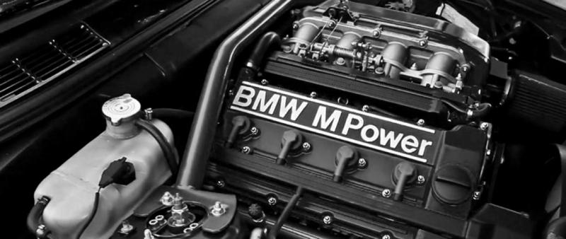 DLEDMV BMW M3 E30 Logo M13