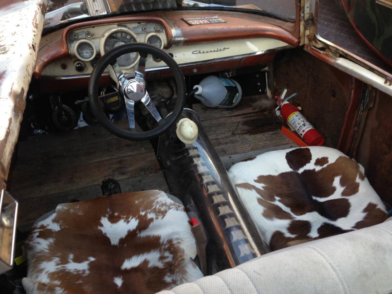 DLEDMV Chevy BelAir Wagon Rat Rod 05