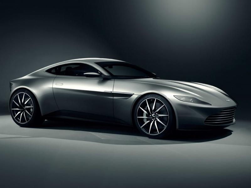 DLEDMV James Bond Jaguar C-X75 Aston Martin DB10 Spectre02