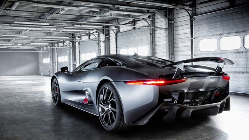 DLEDMV James Bond Jaguar C-X75 Aston Martin DB10 Spectre06