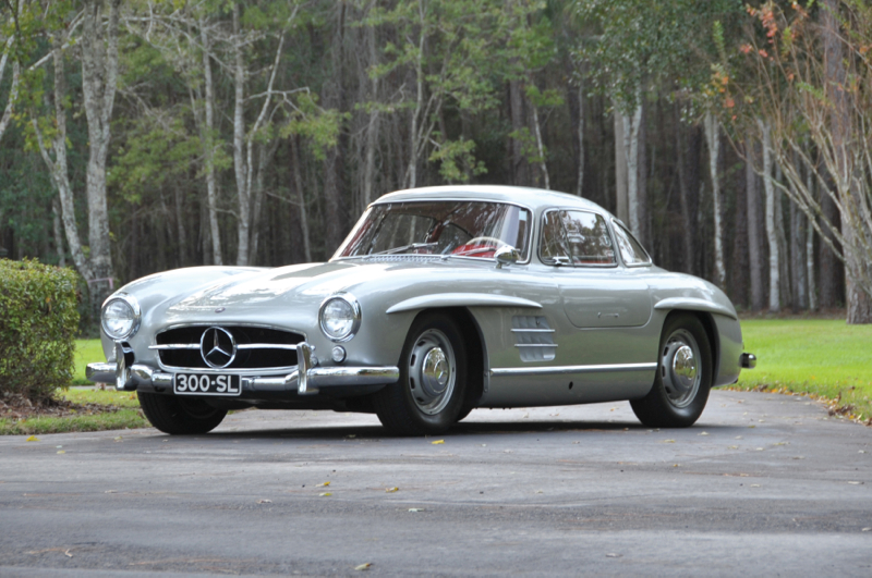DLEDMV Mercedes 300SL Gullwing Lightweight06