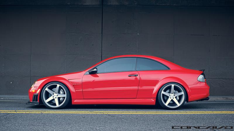 DLEDMV Mercedes CLK 63AMG Black Series Concavo 04