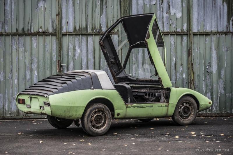 DLEDMV Porsche HLS Proto 01