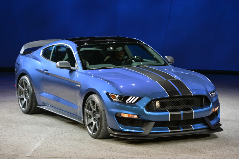 DLEDMV Ford Mustang Shelby GT350R Detroit 001