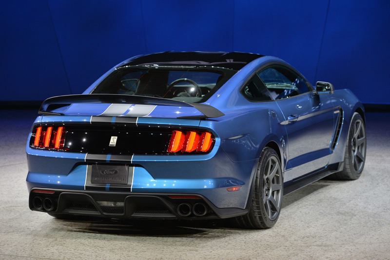 DLEDMV Ford Mustang Shelby GT350R Detroit 002