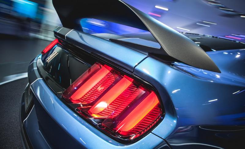 DLEDMV Ford Mustang shelby GT350R Nurb 003