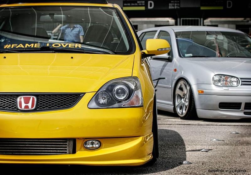 DLEDMV Honda Civic EP3 Bagged 001