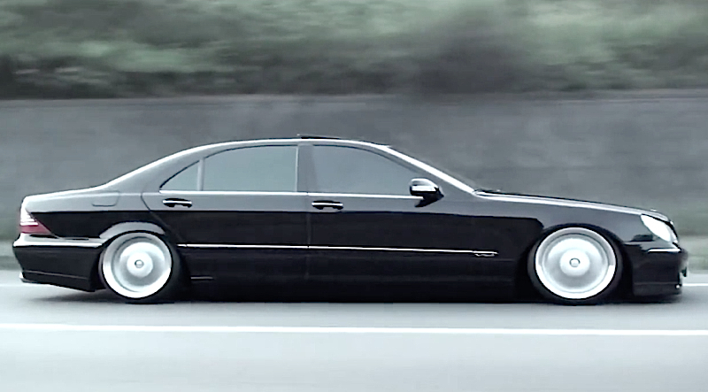 DLEDMV Mercedes S600L VIP 01