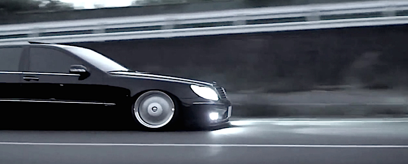 DLEDMV Mercedes S600L VIP 02