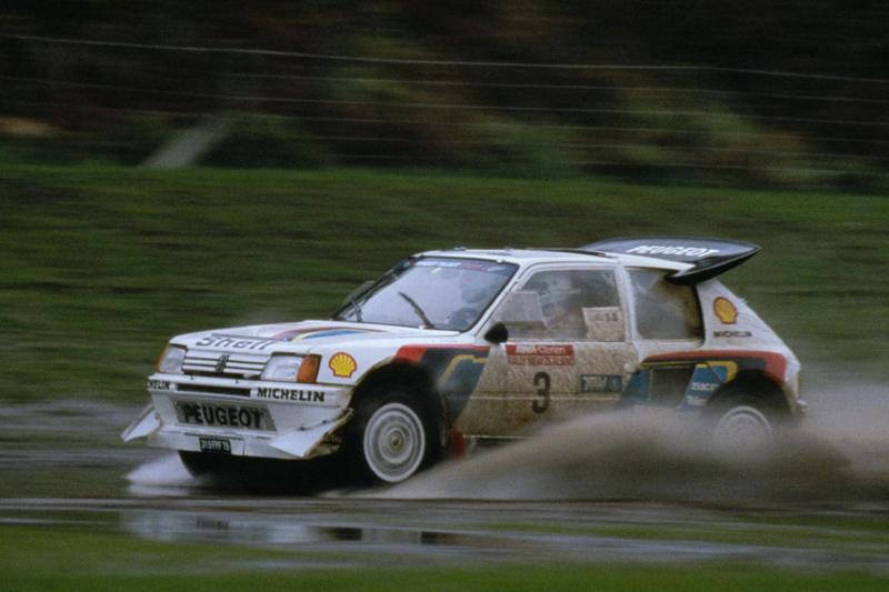 DLEDMV Peugeot 205 T16 Evo2 en action 0006