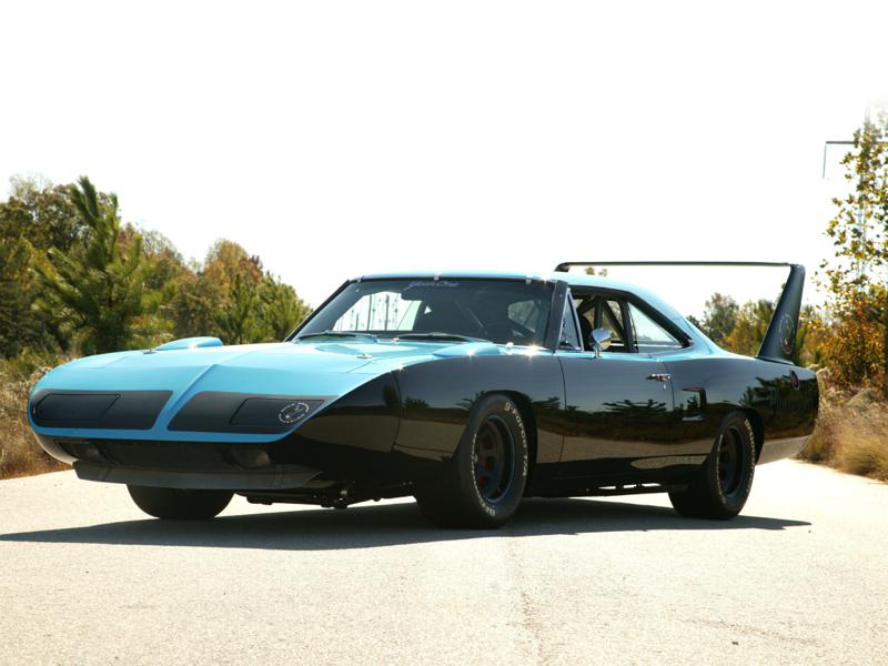 DLEDMV Plymouth Superbird 69  007