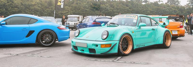 DLEDMV Porsche 964 RWB Hong Kong 002
